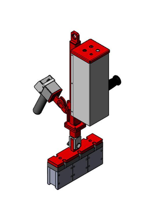 Standardlyftar magnetlyft LAMG 135 kg