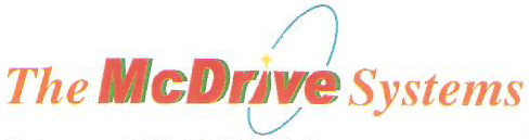Singapore - McDrive Systems Logo