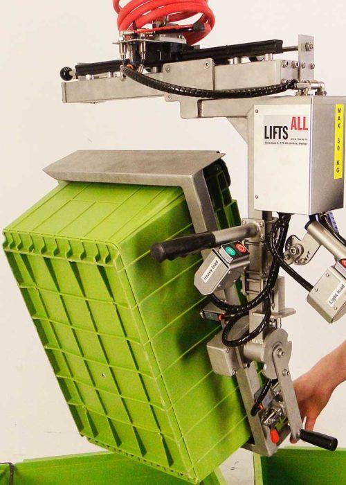 Skräddarsydda lyftar mekaniska lyftar - lådlyft - 89-10002