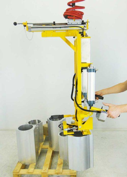 Skräddarsydda lyftar mekaniska lyftar lyftverktyg - cylinderlyft - 4155