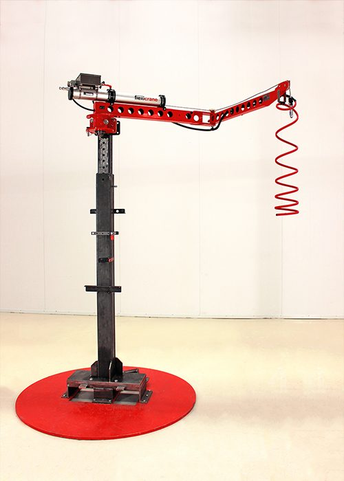 Jib crane FlexiCrane 2m