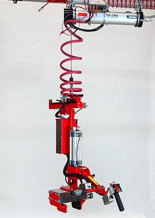 Drill bit gripper control