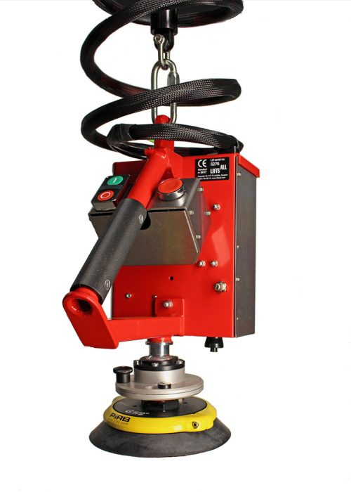 Z-gripper all-round combi-gripper with balancing control