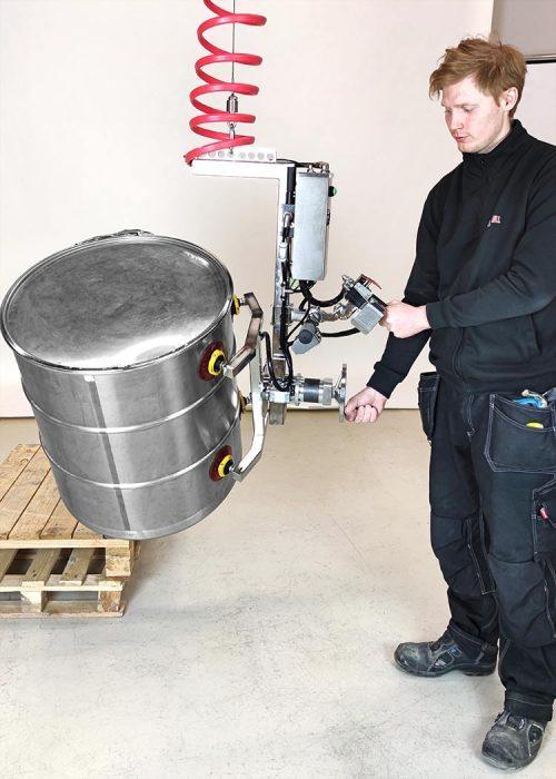 Drum lift